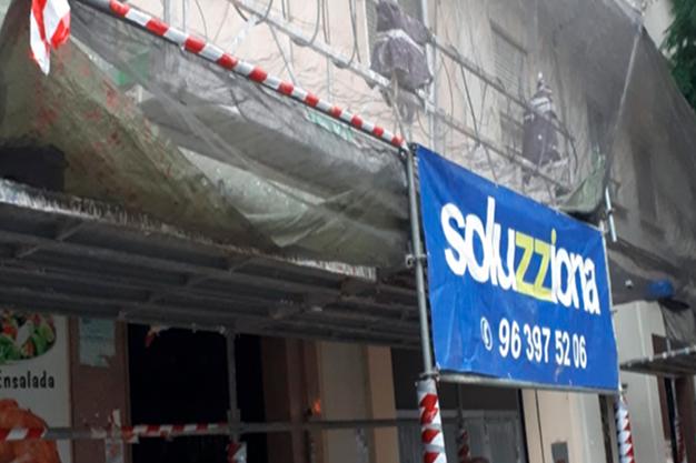 rehabilitación edificios valencia