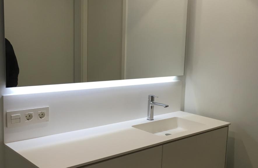 proyectos interiorismo - cuarto de baño