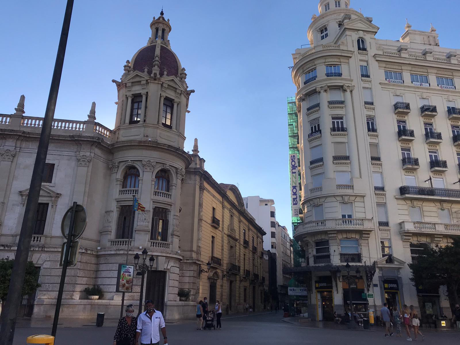 Rehabilitación fachadas Valencia