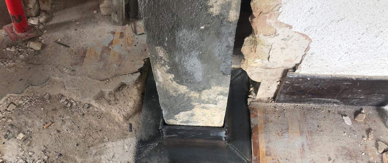 Reparación y refuerzo estructural