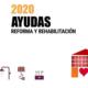 AYUDAS A LA REFORMA Y REHABILITACIÓN EN LA COMUNITAT VALENCIANA