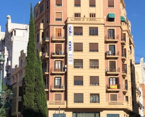 Rehabilitacion edificio Valencia