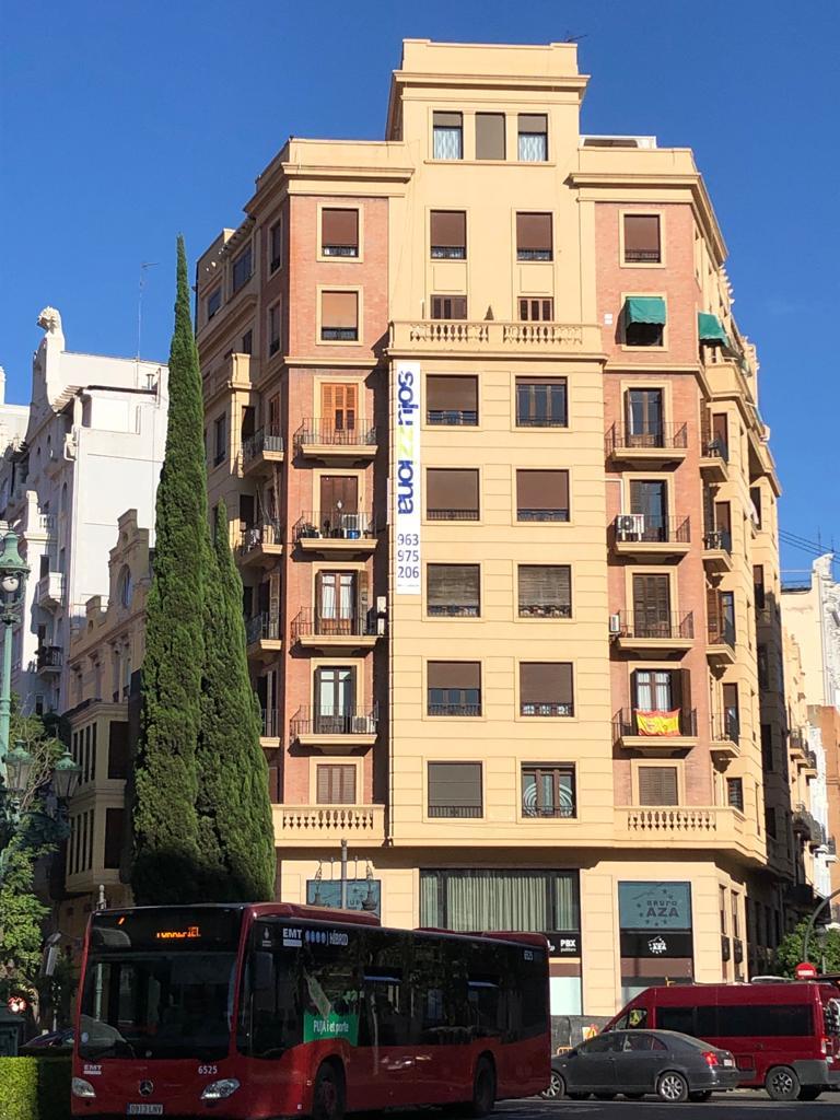Rehabilitacion fachada Valencia